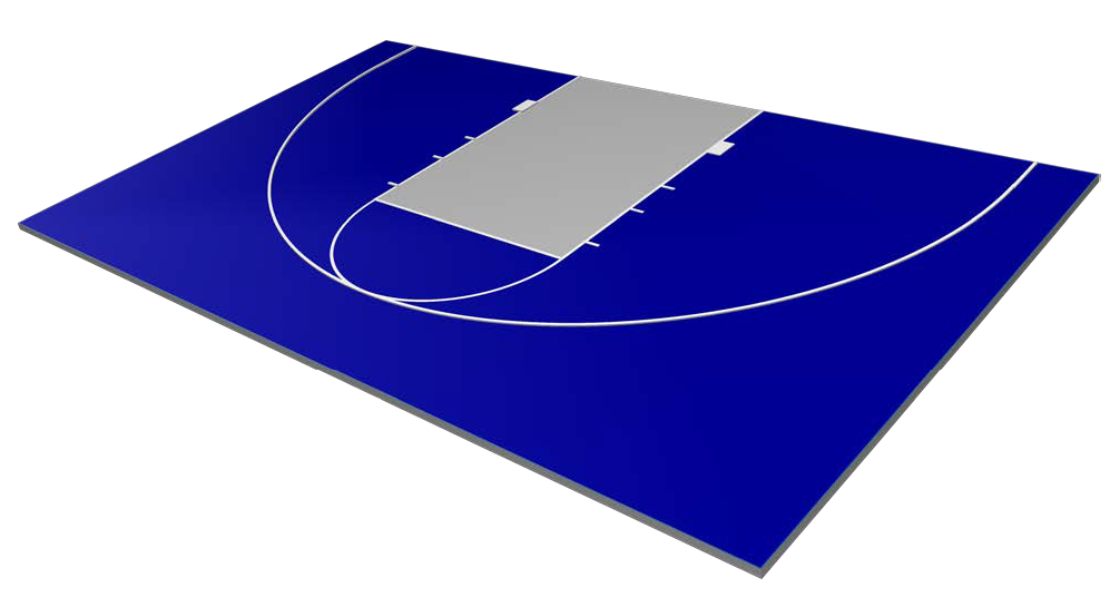 Competitor Basketball Court