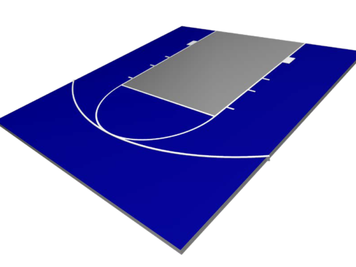 Contender Basketball Court