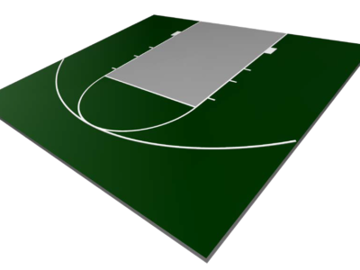 Dominator Basketball Court