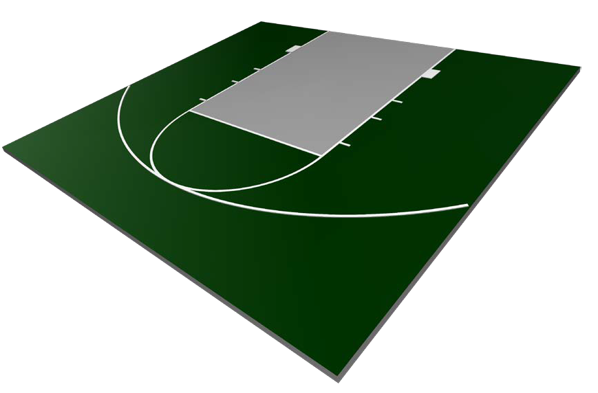 Dominator Basketball Court