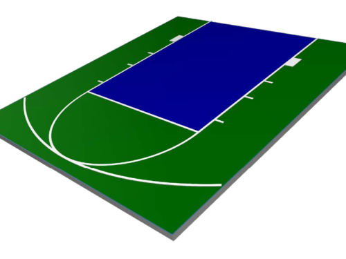 Junior Basketball Court