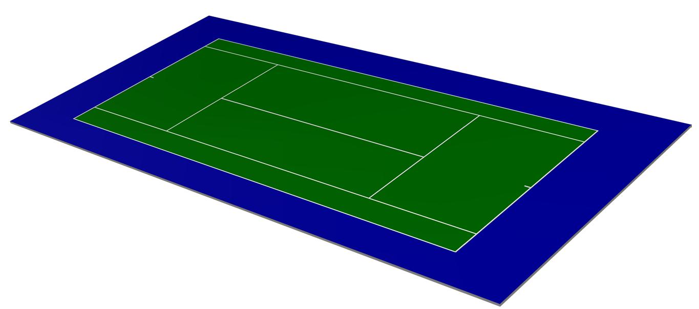 Junior Tennis Court