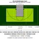 35′ X 64′ Multi-Game Court